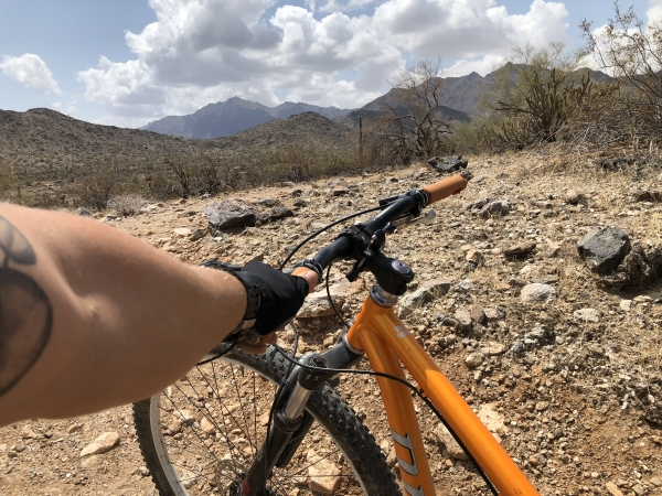 Arizona Mountain Biking