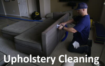 Phoenix West Valley Upholstery Cleaning