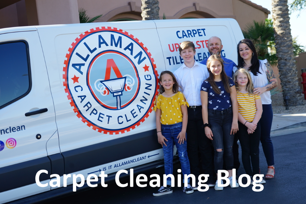Litchfield Park, Goodyear, Avondale, Phoenix Arizona Carpet Cleaning Blog