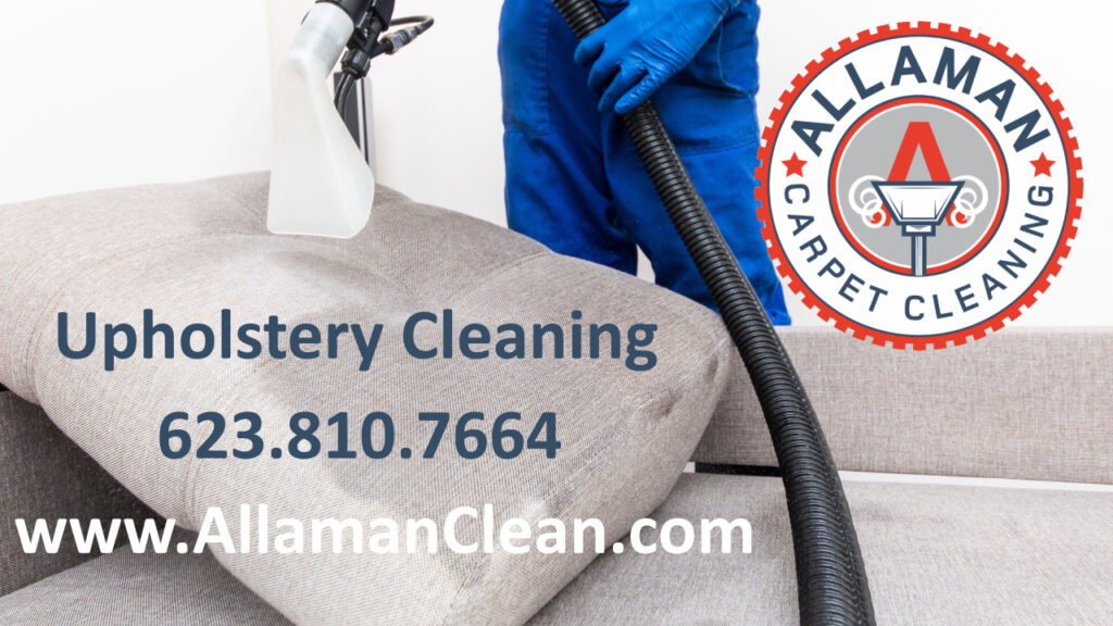 Goodyear Arizona Estrella Mountain Ranch Tile and Upholstery cleaning Carpet by Allaman Carpet Cleaning