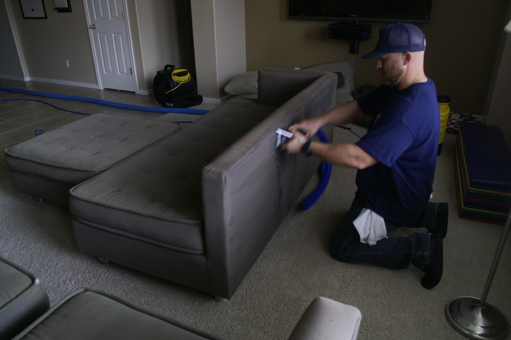 Professional Upholstery Cleaning in Surprise Arizona