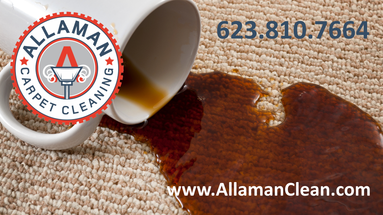 Goodyear Arizona Carpet Tile and Upholstery cleaning by Allaman Carpet Cleaning