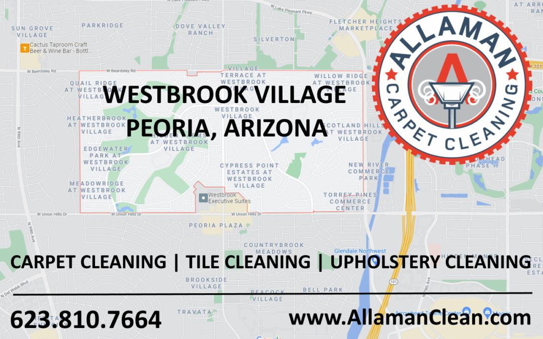 Allaman Spotlight: Peoria Arizona & Westbrook Village
