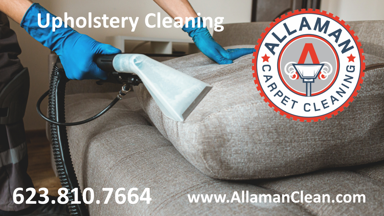 Buckeye Arizona Carpet Tile and Upholstery cleaning by Allaman Carpet Cleaning