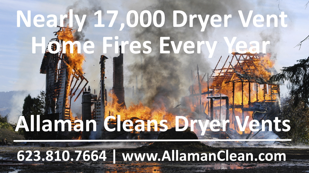 Glendale Arizona Dryer Vent Cleaning and Air Duct Cleaner