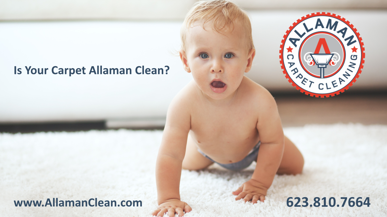 Glendale Arizona Tile and Upholstery cleaning Carpet by Allaman Carpet Cleaning